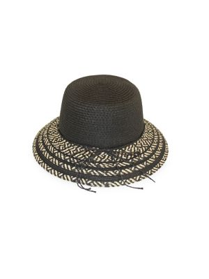 40cc7298 QUICK VIEW. Parkhurst. Patterned Bucket Hat