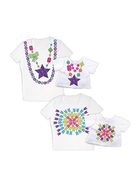 Fashion Angels American Girl T Shirt Design Kit Thebay