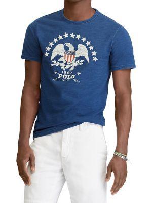 Polo Ralph Lauren   Homme - Vêtements pour homme - T-shirts - labaie.com ee72ea252f10