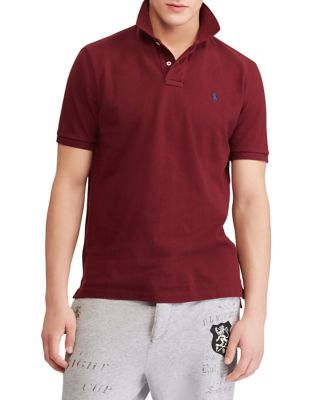 cb9fd9737 Polo Ralph Lauren. Big   Tall Knit Polo Shirt.  118.00 · Classic-Fit Mesh  Polo Shirt RED. QUICK VIEW. Product image