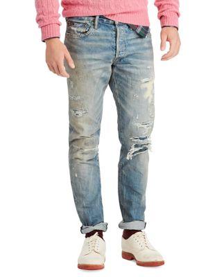 Polo Ralph Lauren   Homme - Vêtements pour homme - Jeans - labaie.com 5b90440668a4
