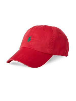 76a56a1e Product image. QUICK VIEW. Polo Ralph Lauren. Cotton Chino Baseball Cap