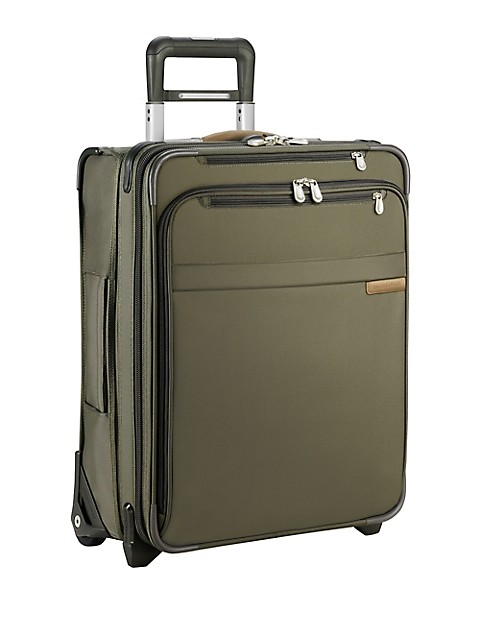 Briggs & Riley Baseline International Upright Carry-On Spinner Luggage