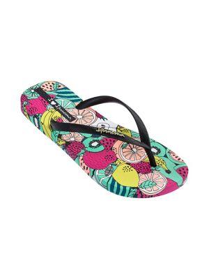 5506776b6 QUICK VIEW. IPANEMA. Women s Fruit Print Flip Flops