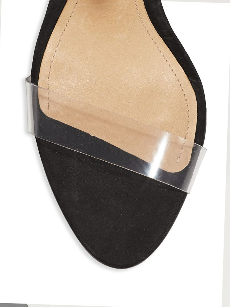 c6a5f382b5bd Schutz - Josseana Ankle-Wrap Stiletto Sandals - thebay.com