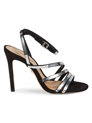 9d939a6dfe925b QUICK VIEW. Schutz. S-Constancia Strappy Leather Sandals