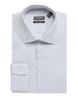 c5bc3019f0 QUICK VIEW. Van Heusen. Slim Fit Printed Long Sleeve Dress Shirt