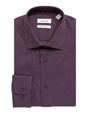 2b43deed20610 Calvin Klein   Homme - Vêtements pour homme - Chemises habillées ...
