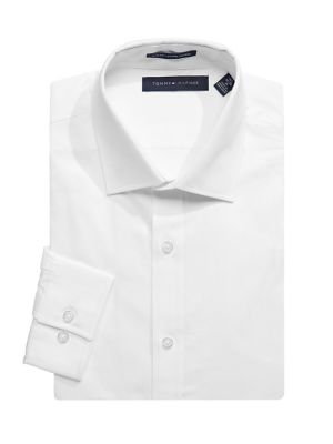 45cd8310 Classic Slim-Fit Dress Shirt WHITE. QUICK VIEW. Product image. QUICK VIEW. Tommy  Hilfiger