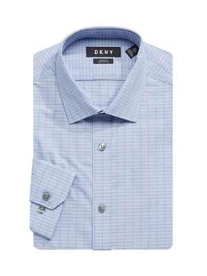 f2fc0f59781 Product image. QUICK VIEW. DKNY. Regular-Fit Printed Dress Shirt