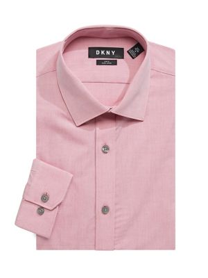 116bb5c7 QUICK VIEW. DKNY. Slim-Fit Non-Stretch Cotton Dress Shirt