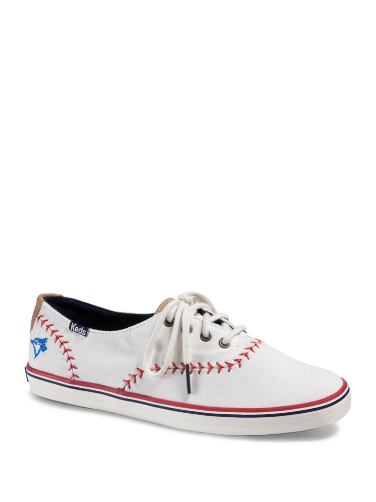 73f66dd1556d77 Keds - Womens Champion Pennant Sneakers - thebay.com