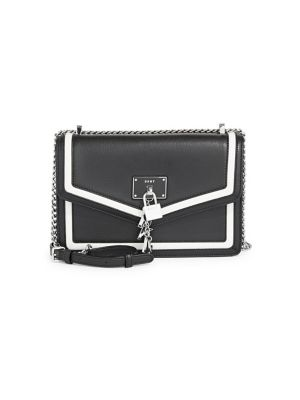 b787f93fc494 Leather Shoulder Bag BLACK. QUICK VIEW. Product image. QUICK VIEW