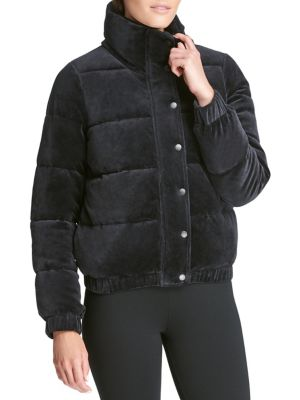 best supplier thoughts on 100% quality quarantee Velour Puffer Jacket