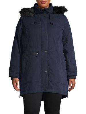 3827e0e9415 Women - Women s Clothing - Plus Size - Coats   Jackets - thebay.com