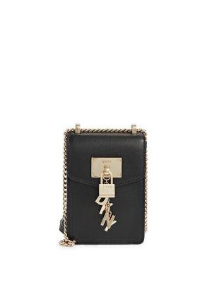 67ff4ee4fd52 QUICK VIEW. DKNY. Elisesa Leather Crossbody Bag.  188.00 Now  141.00 ·  Bryant Medium Leather Shoulder Bag BLACK GOLD