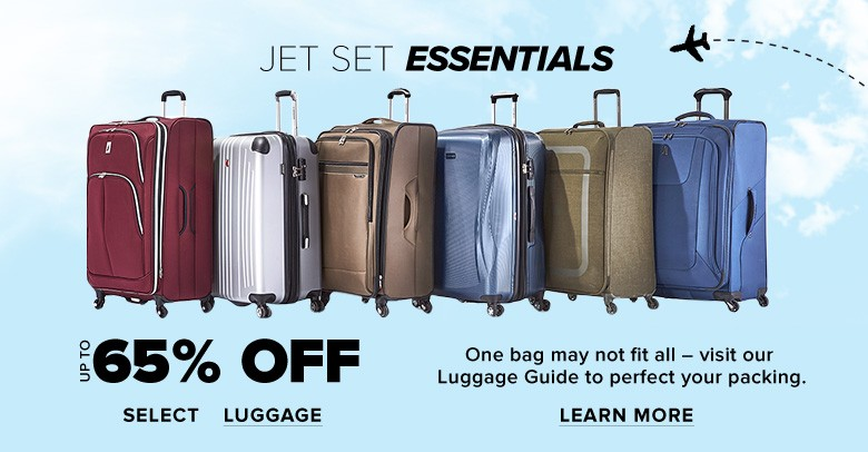 edcd785ab Home - Luggage & Travel - thebay.com