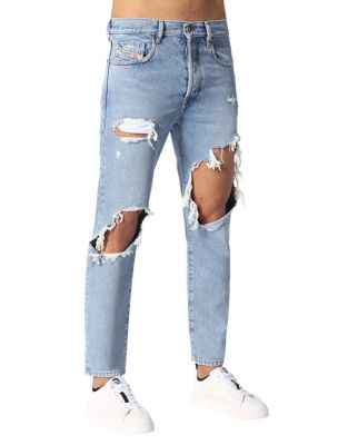 5bc67d4ec61 QUICK VIEW. Diesel. Mharky Destroyed Skinny Jeans