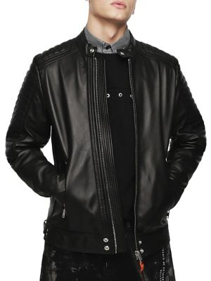d85fa627a Men - Men s Clothing - Coats   Jackets - Leather   Suede Jackets ...