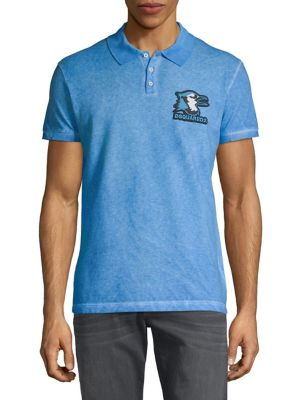5f3c7ab29b03 QUICK VIEW. Dsquared2. Short-Sleeve Cotton Polo