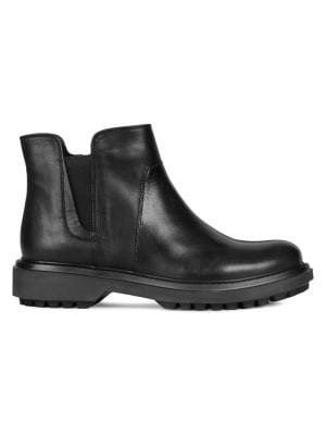 Geox ASHEELY Femme Bottines Noires   Geox Automne Hiver