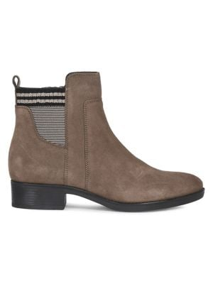 960d534747428 Phaolae Leather Lace-Up Boots. $240.00 · Felicity Suede Booties GREY. QUICK  VIEW. Product image