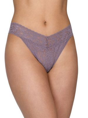 a5b3c00f4 Product image. QUICK VIEW. Hanky Panky. Signature Lace Original Thong