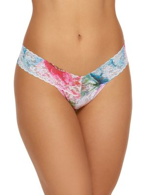 16b8e812212 QUICK VIEW. Hanky Panky. Impressionista Low-Rise Thong