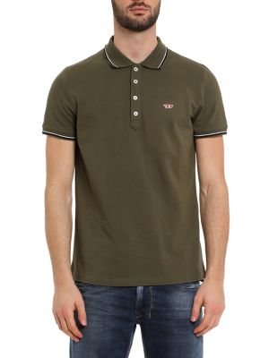 0d8be48d4 T-Randy-New Polo Shirt OLIVE GREEN. QUICK VIEW. Product image