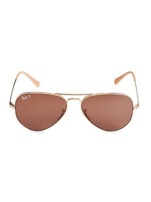 6a2e54d767b Product image. QUICK VIEW. Ray-Ban. Icons Metal Aviator Sunglasses