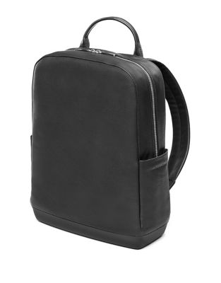 Classic Leather Backpack BLACK. QUICK VIEW. Product image 8f6d0d0853