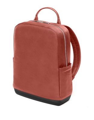 6a9a4a495264b QUICK VIEW. Moleskine. Classic Leather Two-Tone Backpack