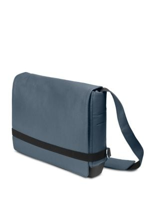 170848215e Classic Leather Slim Messenger Bag AVIO. QUICK VIEW. Product image