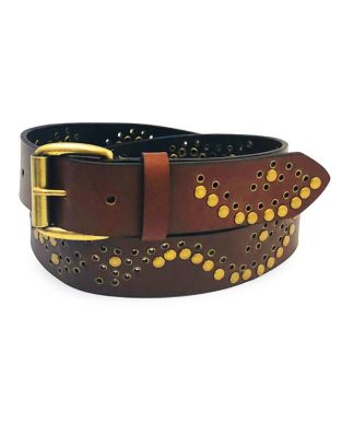 fd2c19f3cc4 QUICK VIEW. Fashion Focus. Studded Leather Belt