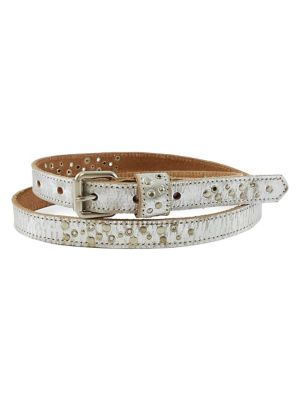 QUICK VIEW. Fashion Focus. Embellished Leather Belt 76e64a76a271