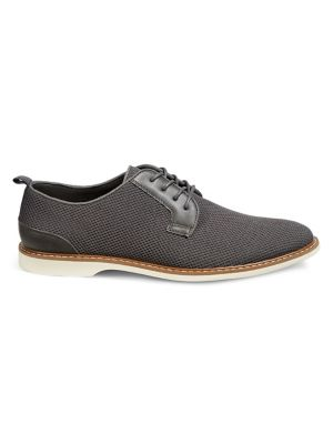 0d9ca22f2d Product image. QUICK VIEW. Black Brown 1826. Knit Derby Shoes