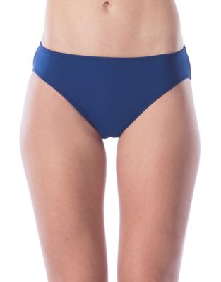 66e45d1950aef Product image. QUICK VIEW. Lauren Ralph Lauren. Solid Hipster Bikini Bottom