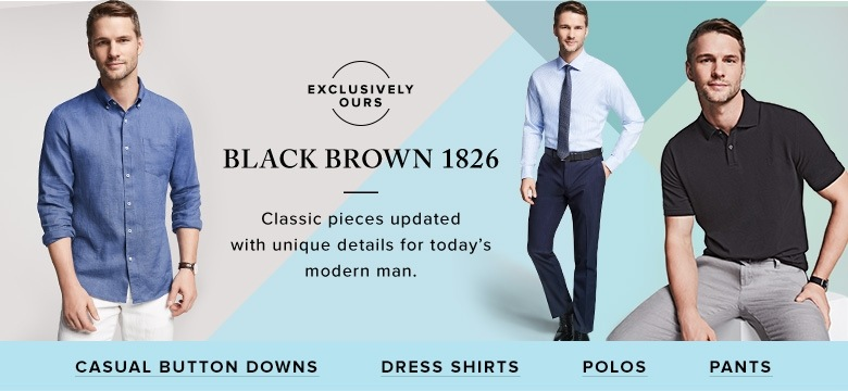 e61ef19ac6e Men s key pieces for spring by Black Brown 1826 at lordandtaylor.com