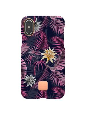 0530ab9c97 Botanical iPhone XR Protective Case PURPLE. QUICK VIEW. Product image
