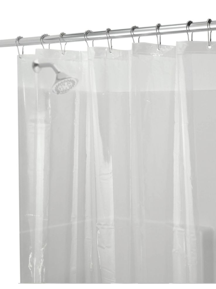 Gauge Peva Shower Curtain Liner