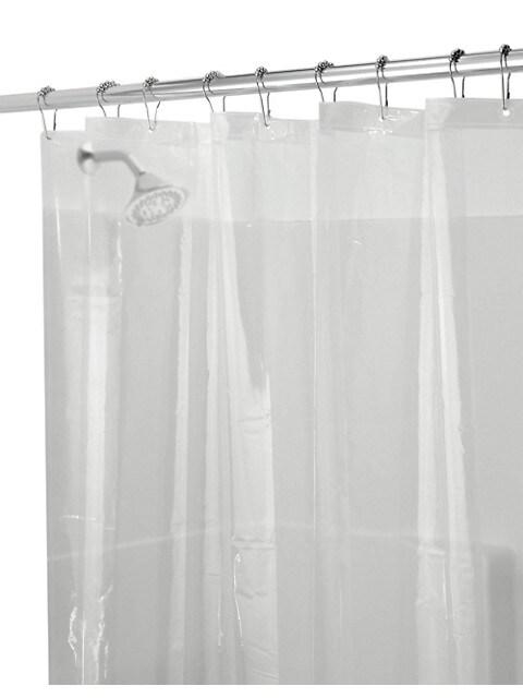 Distinctly Home Heavy Duty Vinyl Shower Curtain Liner Thebay