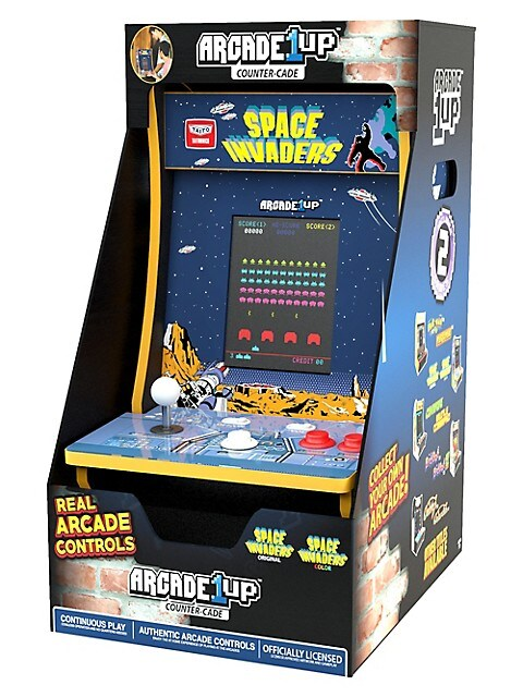 Arcade 1Up Space Invaders Countercade