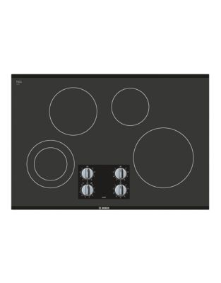 30 inch Electric Cooktop 500 Series photo