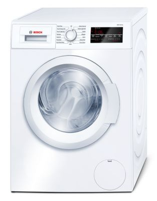 300 Series WAT28400UC 24-inch Compact Front-Load Washer - White photo