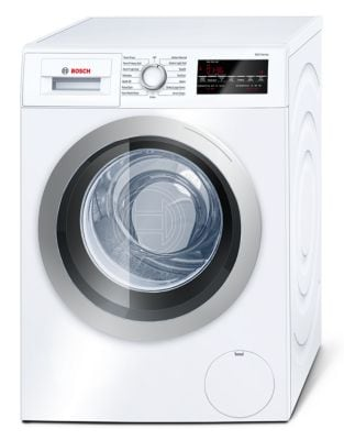 500 Series WAT28401UC 24-inch Compact Front-Load Washer - White photo
