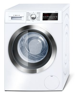800 Series WAT28402UC 24-inch Compact Front-Load Washer - White photo