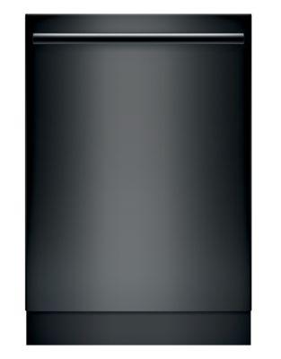 SHX5AV56UC 24-inch Built-in Dishwasher with Bar Handle - Black photo