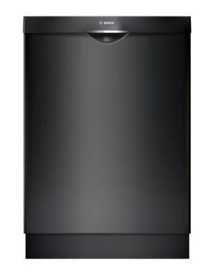 300 Series SHS63VL6UC 24-inch Scoop Handle Dishwasher - Black photo
