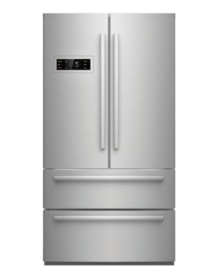 B21CL80SNS 800 Series 36-inch Counter Depth French Door Bottom Freezer - Stainless Steel photo