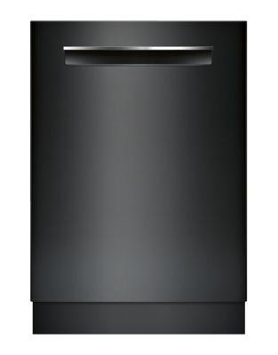 500 Series SHPM65W56N 24-inch Pocket Handle Dishwasher - Black photo